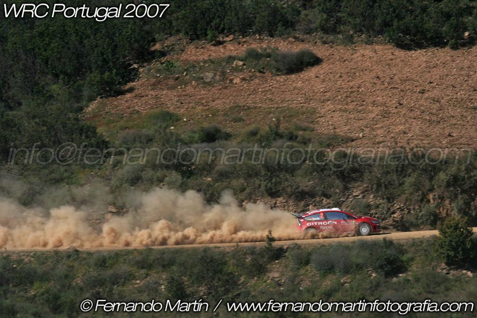 WRC Portugal 2007