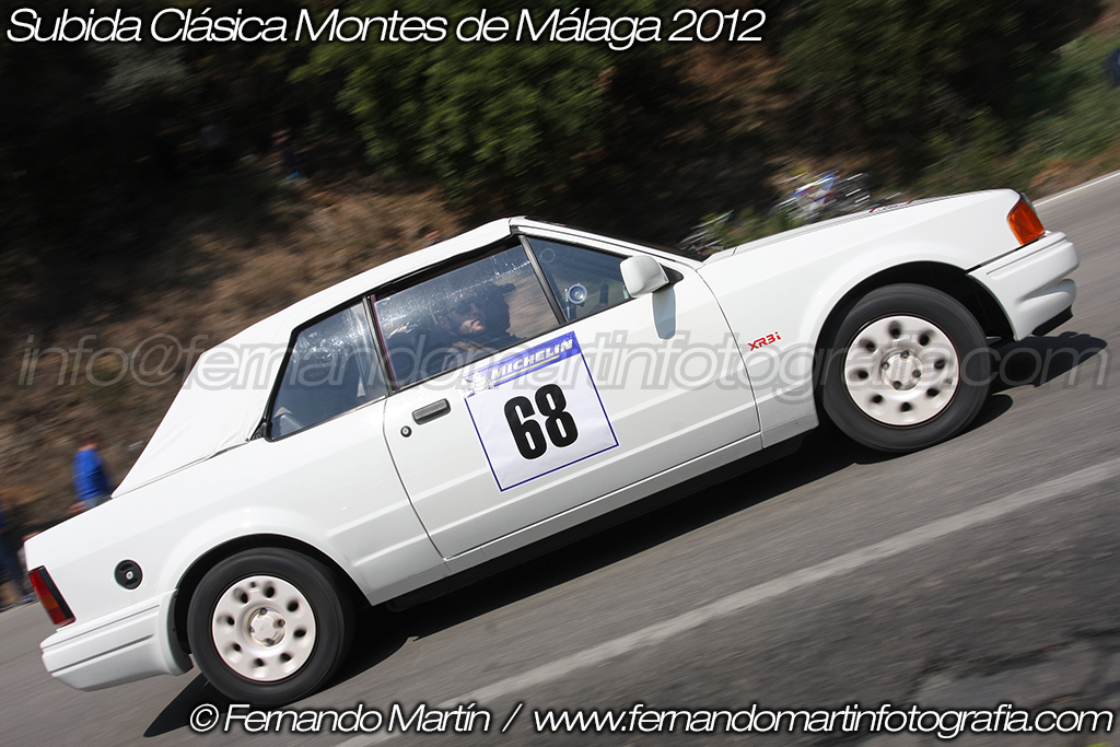 Primera Subida Clásica Montes de Málaga