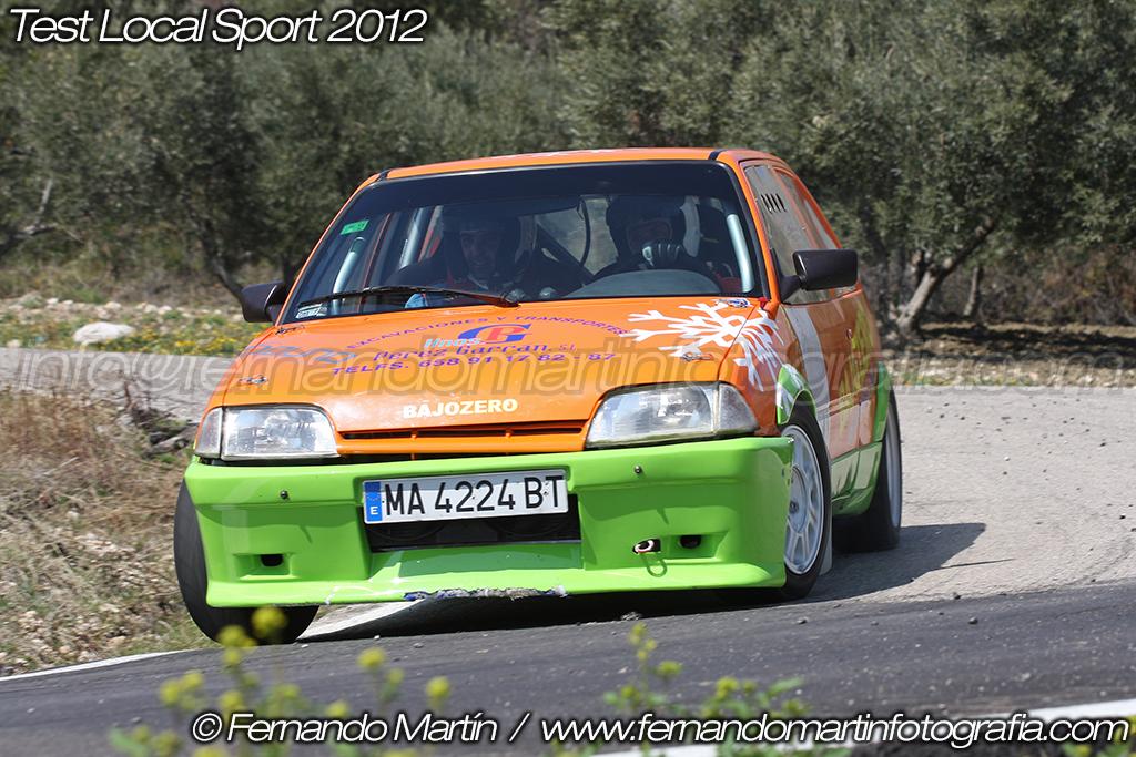 Test Local Sport Alfarnate