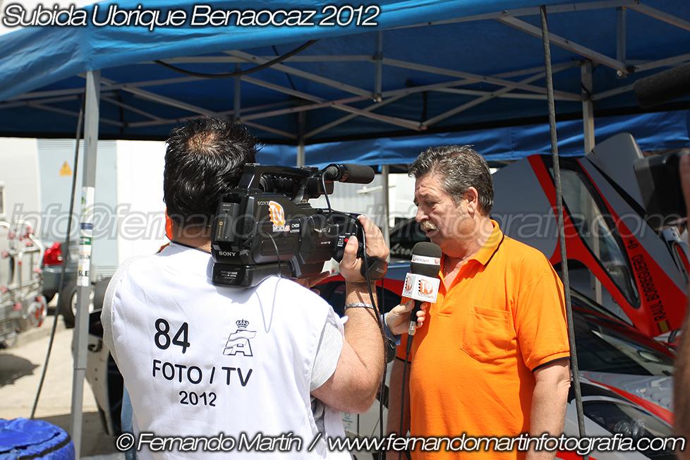 Subida Ubrique 2012