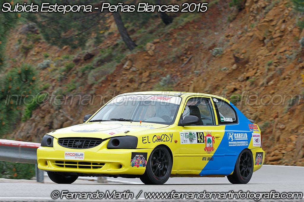 Subida a Estepona 2015