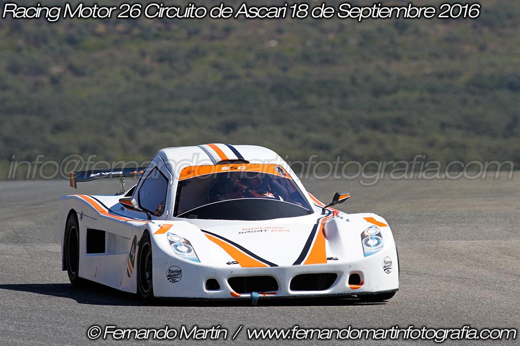 Tandas Ascari Racing Motor 2016