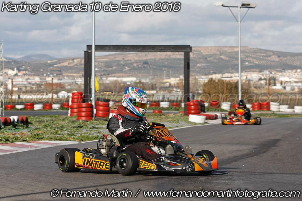 karting Granada 2016