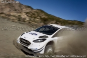 Test Ford Fiesta WRC 2020