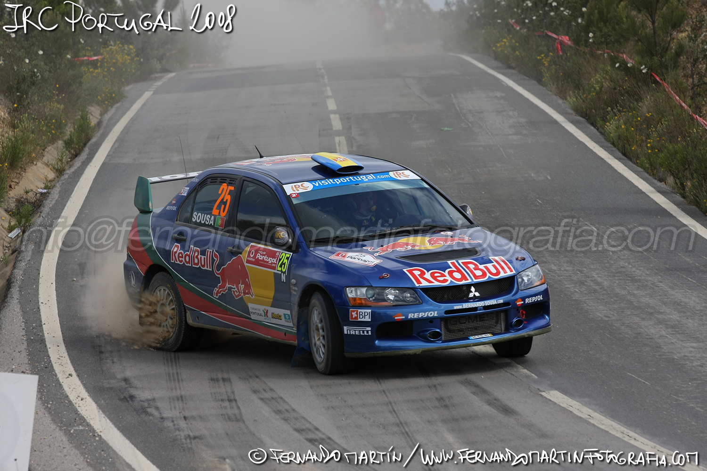 IRC Portugal 2008