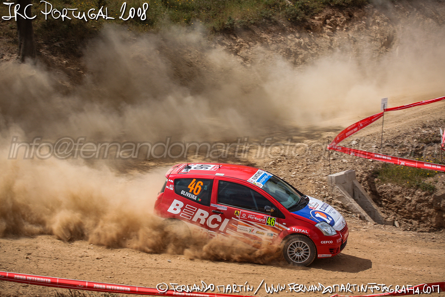 IRC Portugal 2008