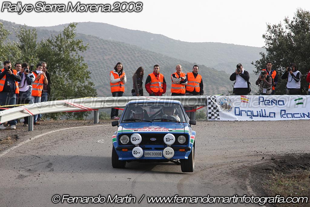 Rallye Sierra Morena 2008