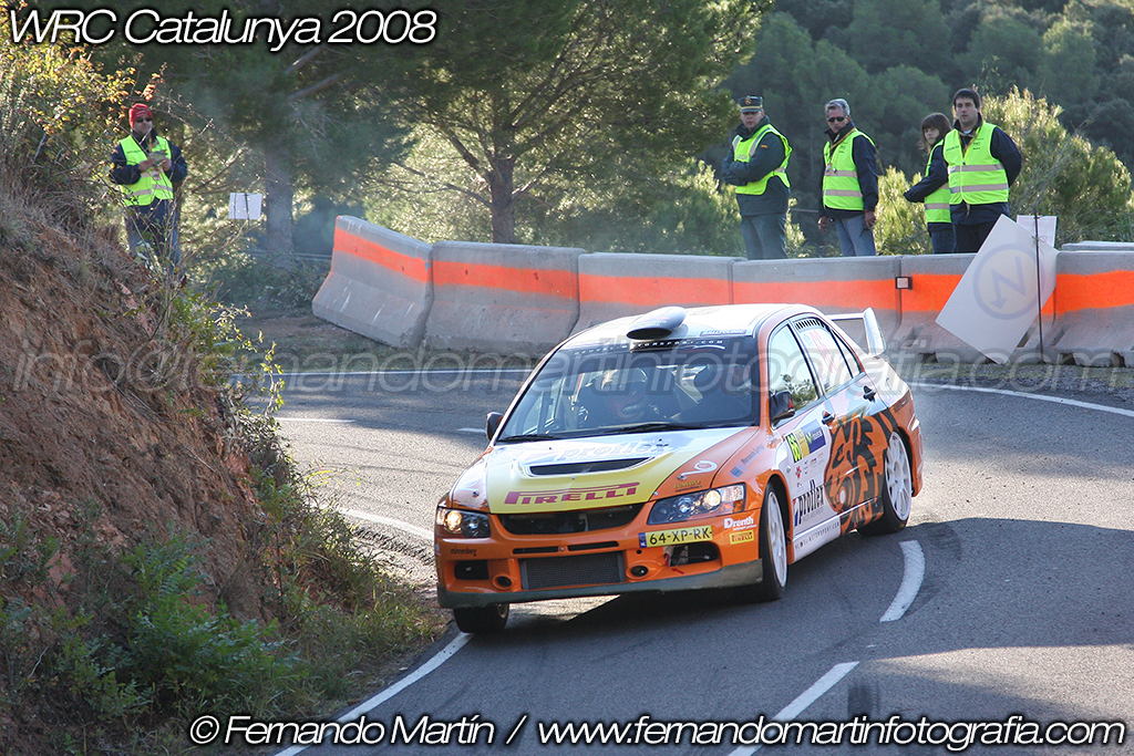 WRC Catalunya 2008