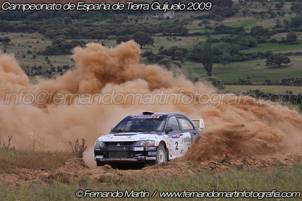 Rallye de Guijuelo 2009
