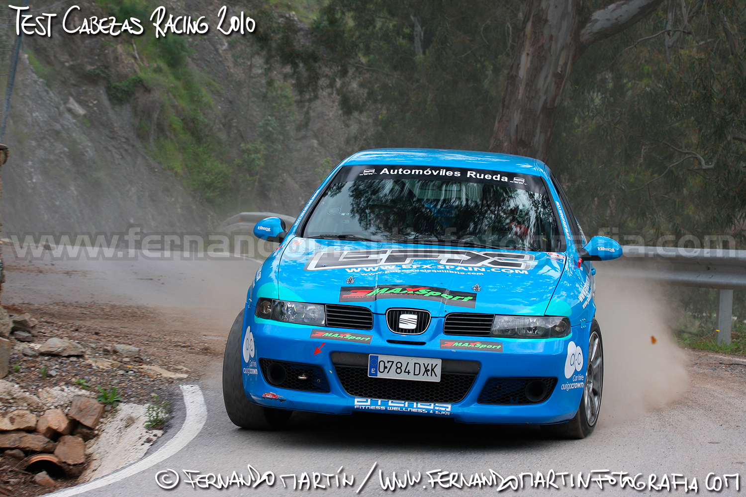 Test Cabezas Racing