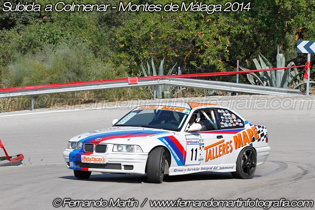 Tercera Subida Colmenar-Montes de Malaga