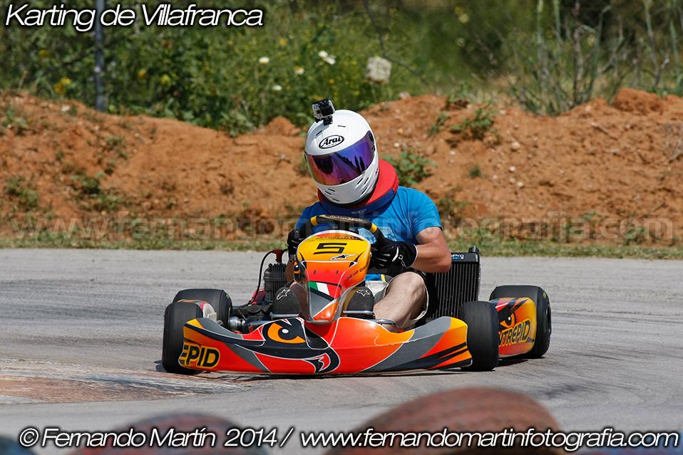 Karting de Villafranca
