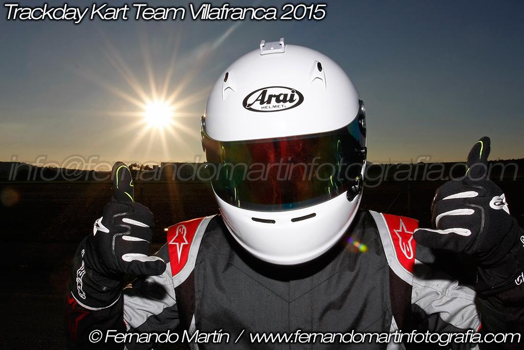 Karting de Villafranca 2015
