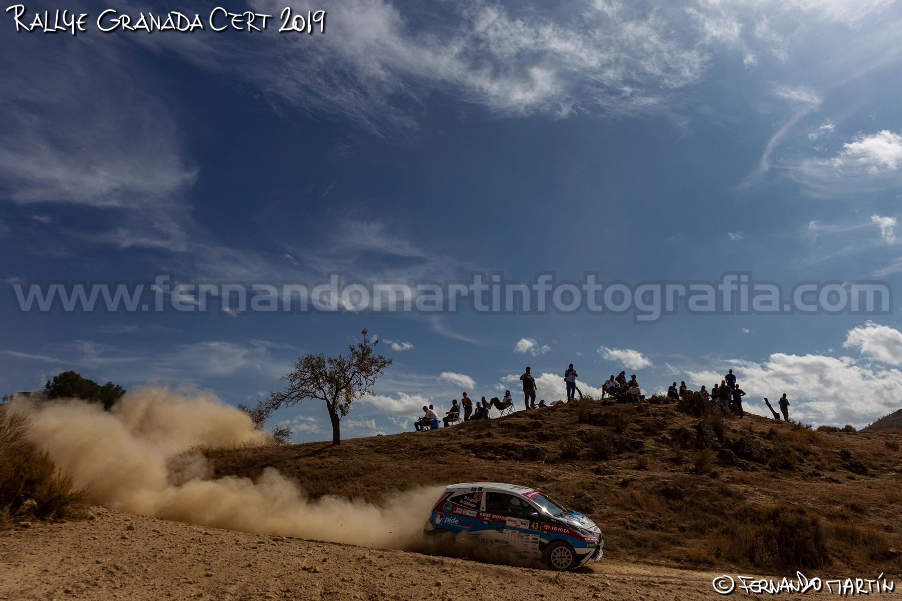 Rallye de Granada CERT 2019