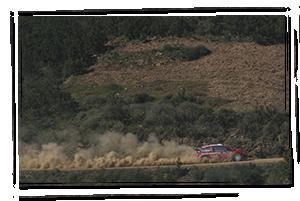 Mi primer WRC: Portugal 2007