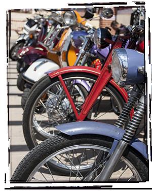Concentración Motoclub Los Matao