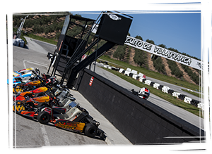 Trackday Kart Team en el Circuito de Villafranca