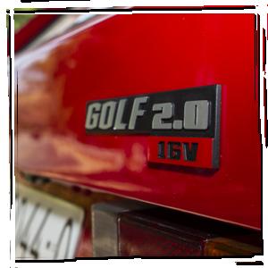 Lee más sobre el artículo VW Golf MK1 2.0 16v