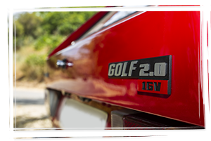 VW Golf MK1 2.0 16v