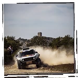 Rally Andalucía 2020