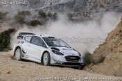 Test Ford Fiesta WRC 2020