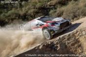 Test Toyota Yaris WRC 2020 01