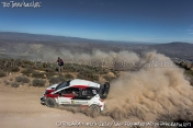 Test Toyota Yaris WRC 2020 13