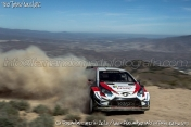 Test Toyota Yaris WRC 2020 16