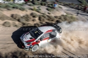 Test Toyota Yaris WRC 2020 24