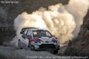 Test Toyota Yaris WRC 2020 27